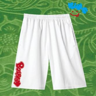 Kids DRY Harf-Pants/WHT